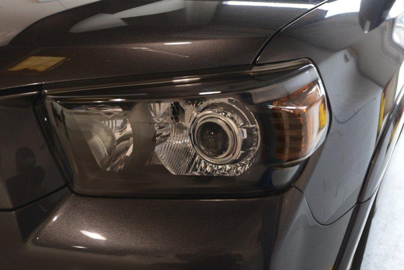 Бисветодиодные фары Toyota 4Runner 09-