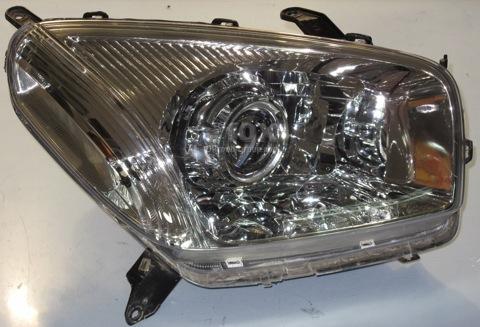 Бисветодиодные фары Toyota Rav 4 00-03