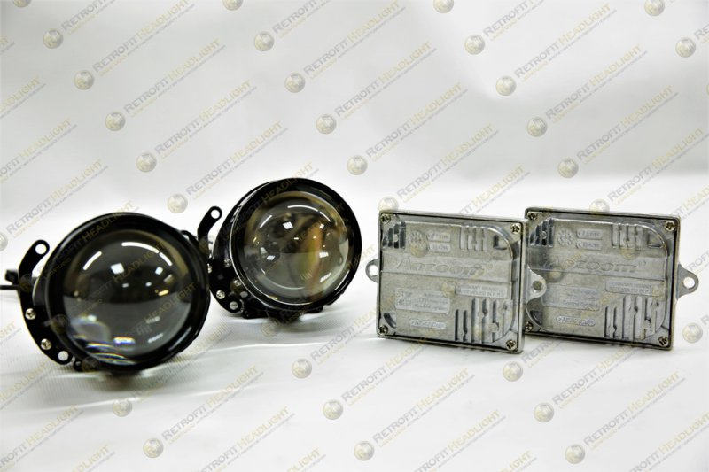 Светодиодные модули Aozoom A5 Bi-Led