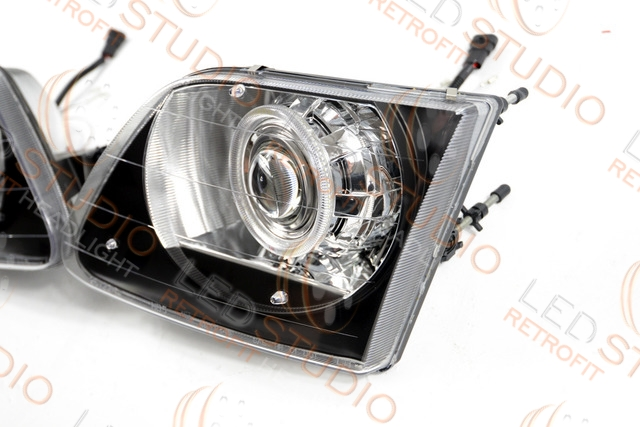 Bi Led фары Ford Expedition F150 97-03