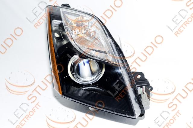 Бисветодиодные фары Nissan Sentra 10-12