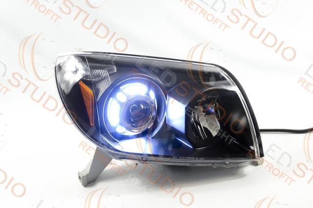 Бисветодиодные фары Toyota 4Runner 02-