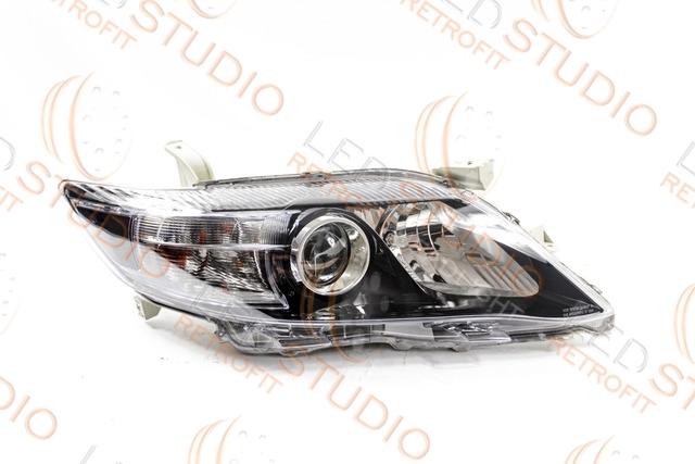 Бисветодиодные фары Toyota Camry V40 09-11