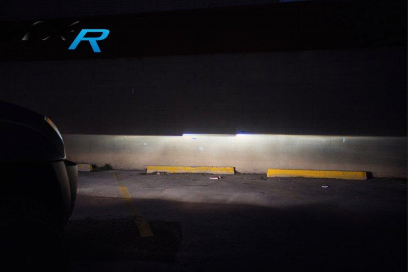BiLed фары Toyota Hilux Vigo 04-08