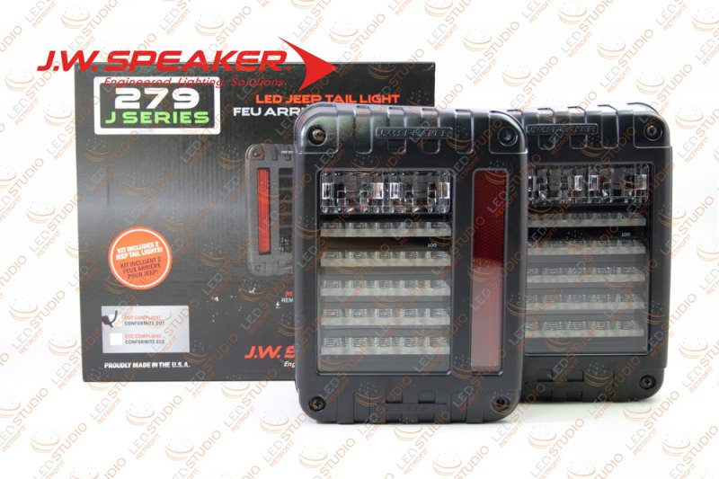 JW Speaker 279 J LED Tail Lights