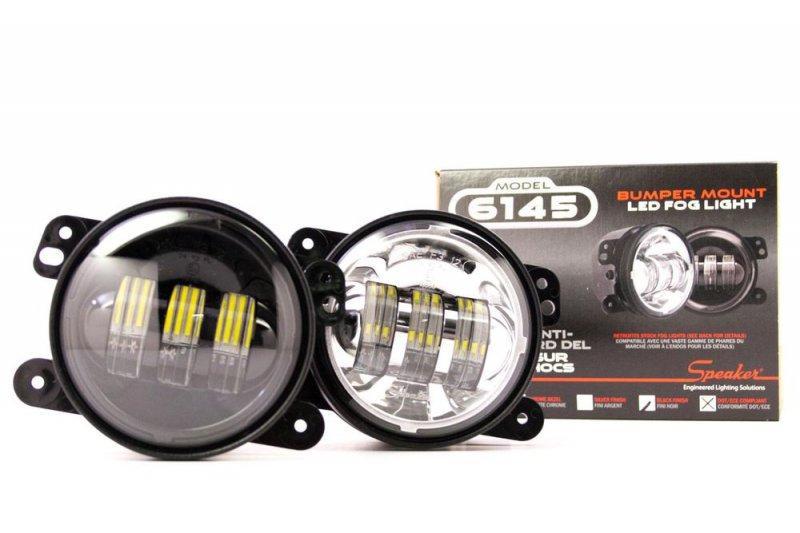 Светодиодные противотуманные фары JW Speaker 6145 Fog Lamps