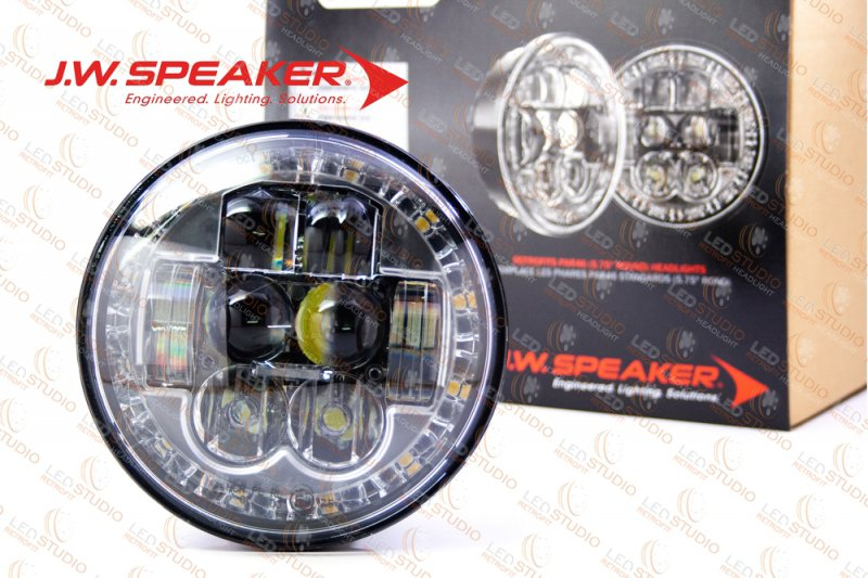 JW Speaker 8630 Evo LED Headlight