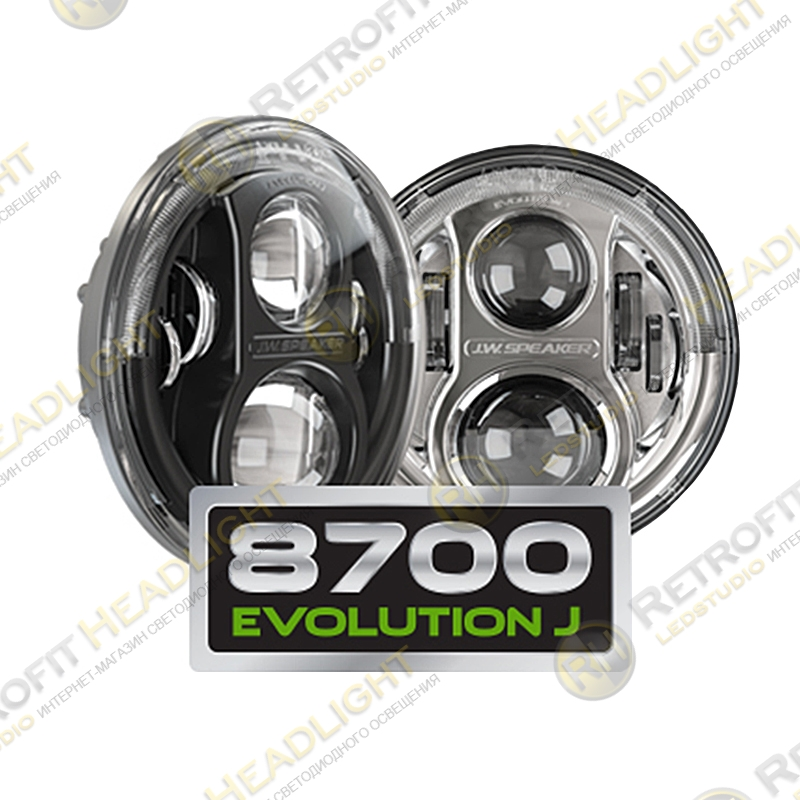 JW Speaker 8700 Evolution J LED