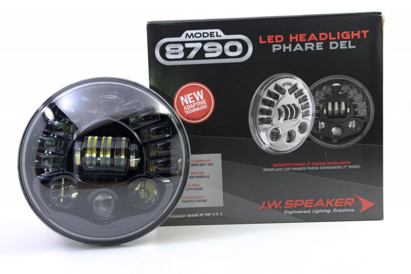 JW Speaker Model 8790 Adaptive 7""