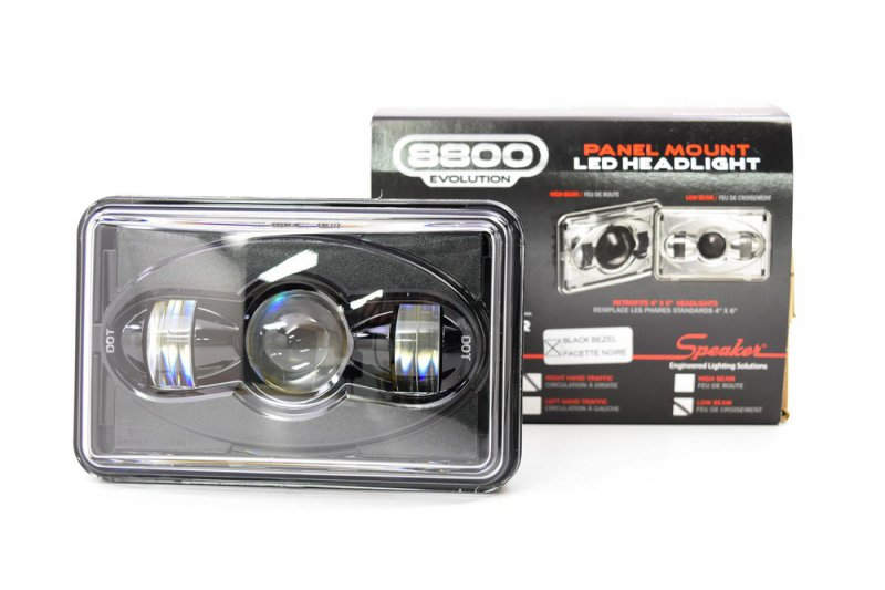 JW Speaker 8800 LED Headlight