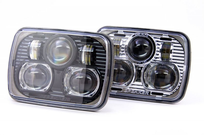 JW Speaker 8900 Evo 2 Headlight