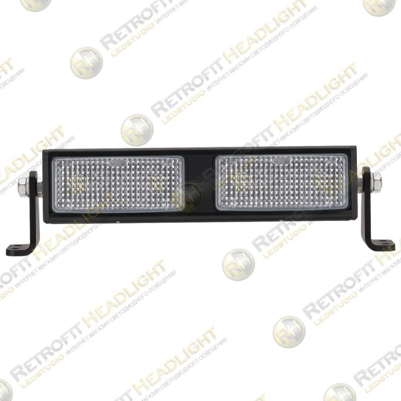 "JW Speaker Model 9049 12V LED 15"" Light Bar with Driving Beam Pattern"