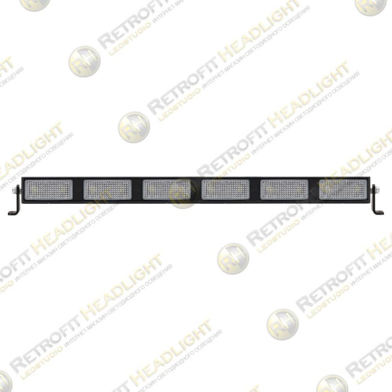 JW Speaker Model 9049-6M 12V LED 40 Light Bar with Driving Beam Pattern