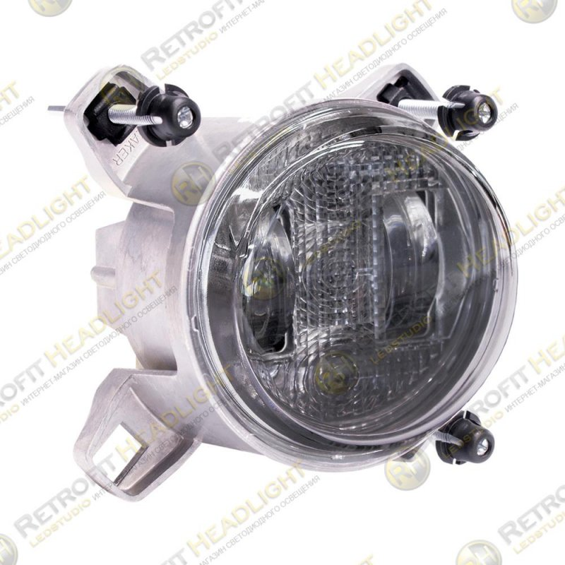 JW Speaker Model 92 12 - 24V  FOG - DRL Lamp 90mm