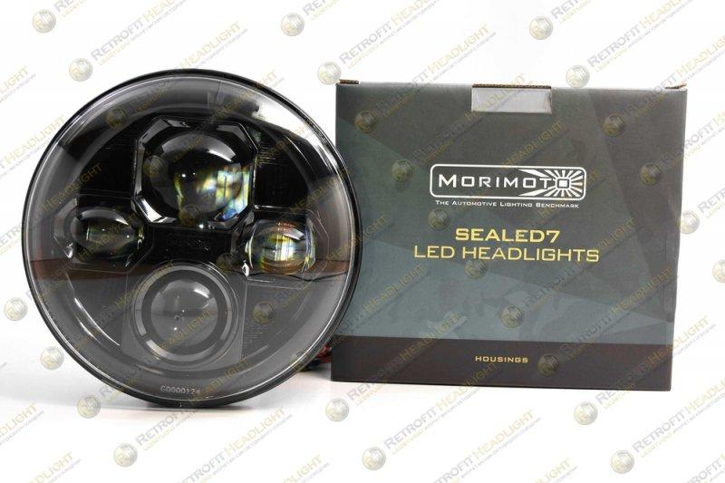 MORIMOTO SEALED7 2.0 BI-LED HEADLIGHT