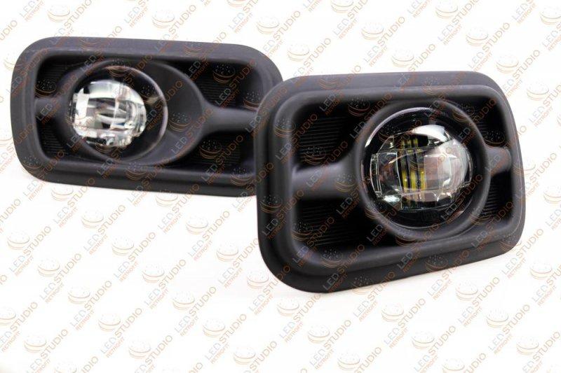 Светодиодные противотуманные фары Dodge Ram Morimoto XB LED
