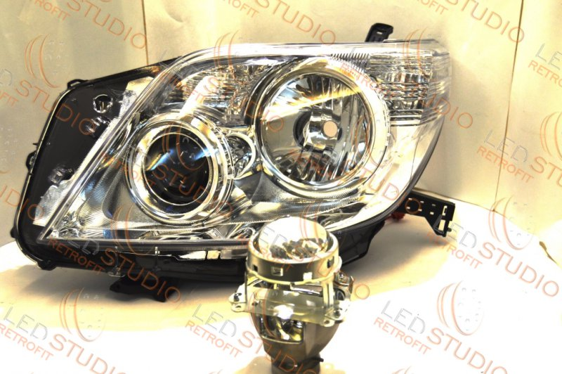 Bi Led Toyota Land Cruiser Prado 150 09-13