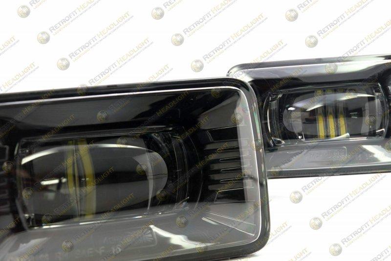 Светодиодные противотуманные фары Ford F150 Morimoto XB LED 2015+