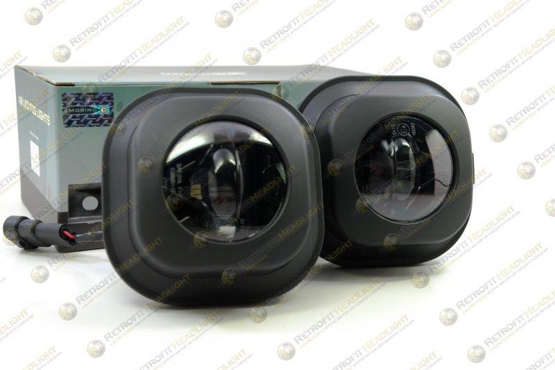 Светодиодные противотуманные фары Ford Super Duty Morimoto XB LED