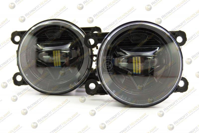 Светодиодные противотуманные фары Nissan Morimoto XB LED (FLAT)