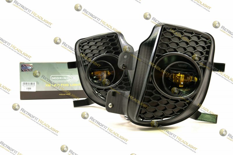 Светодиодные противотуманные фары Volkswagen Jetta GLI