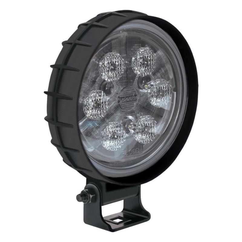 JW Speaker Model 670 - 12-24V LED Work Light with Flood Beam Pattern