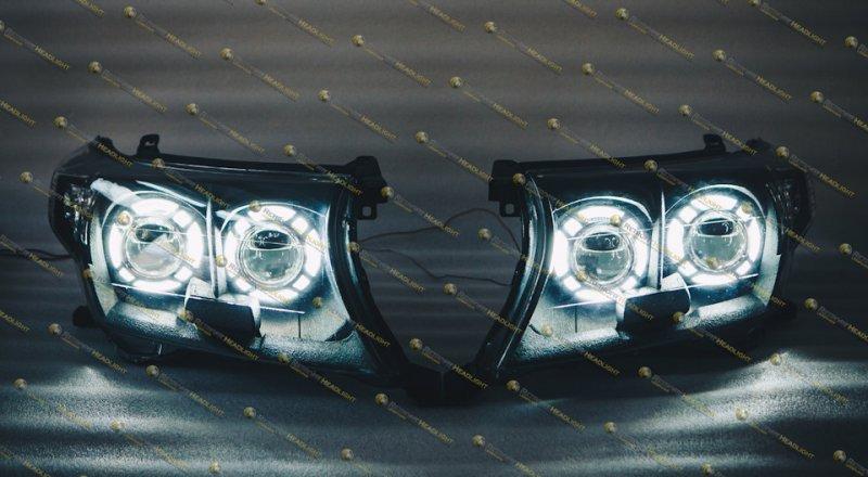 Светодиодный тюнинг автомобиля