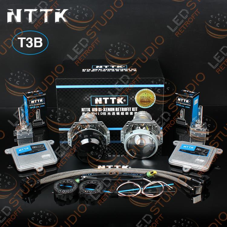 Биксеноновый комплект для установки T3B