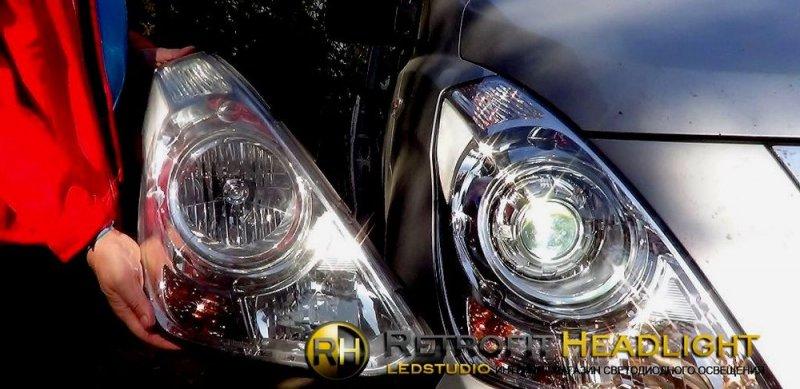 лампы для hyundai starex