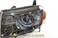 Комплект би ксеноновых фар для автомобиля Honda Pilot 2011