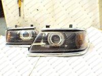 Bi Led светодиодные фары Mitsubishi Pajero Sport 00-