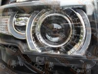 Купить Биксеноновые фары Toyota FJ Cruiser 07-14 «ledstudio.org»