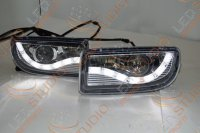противотуманные фары  Toyota Land Cruicer 100 98-