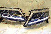 Бисветодиодные фары Nissan Pathfinder R52