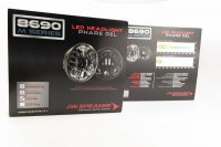 JW Speaker 8690 M-Series LED Headlight