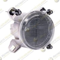 JW Speaker Model 91 12 - 24V Turn - DRL Lamp 90mm