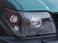 Биксеноновые фары Toyota Land Cruiser Prado 90