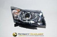 Качественный комплект Биксеноновые фары Chevrolet Cruze 09- «ledstudio.org»