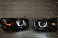 BiLed светодиодные фары Nissan Pathfinder R50