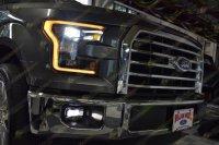 Светодиодные фары Ford