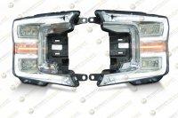 Штатная светодиодная автомобильная оптика OEM