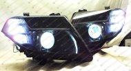 Бисветодиодные фары Nissan Pathfinder R51 05-