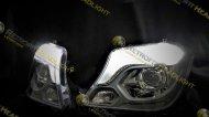 BiLed фары на Mercedes Sprinter 906 14-