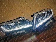 BiLed светодиодные фары Nissan Pathfinder R52