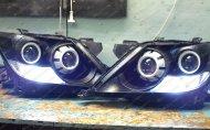 Светодиодные фары (QBi Led) Lexus LX 570