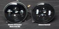 Разница между оригинальными JW Speaker LED Lights и подделками!