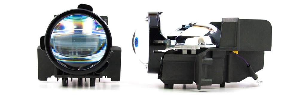 Bi-LED projector1