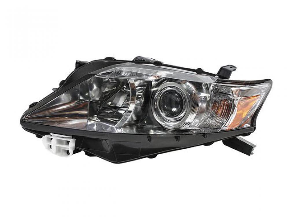 BiLed тюнинг фары Lexus RX 08-12
