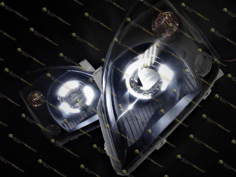 Изготовление и установка Ангельских Глазок стиль BMW