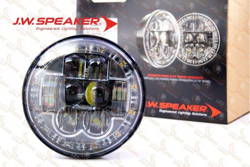 JW Speaker 8630 Evo LED Headlight